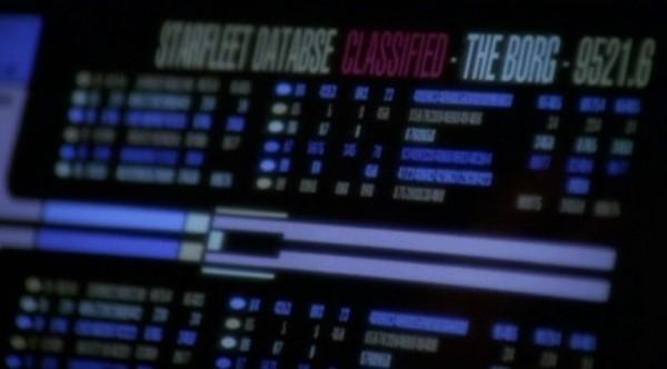 Starfleet database