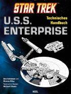 USS Enterprise Owners Workshop Manual cover (German)