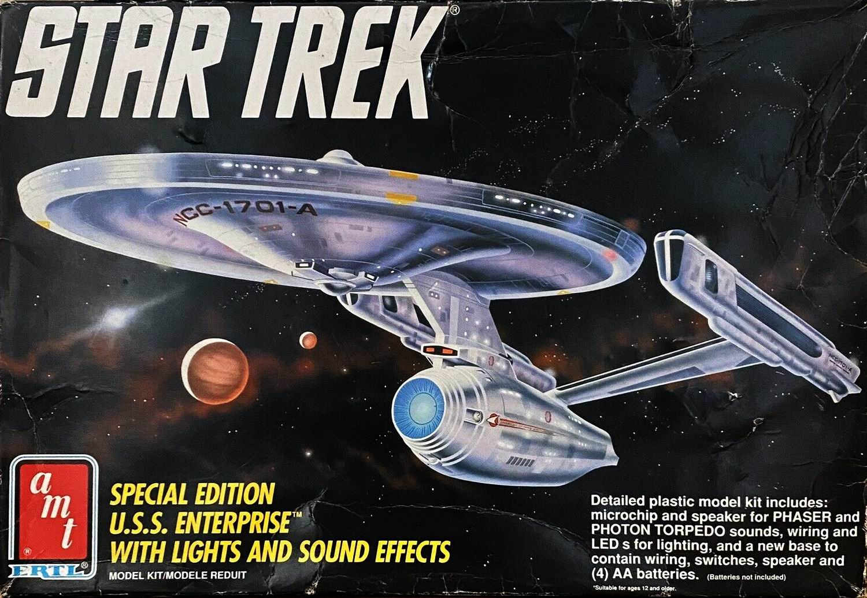 AMT Model kit 6959 USS Enterprise 1991.jpg