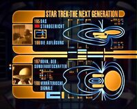 DVD-Menü TNG Staffel 4 Disc 6