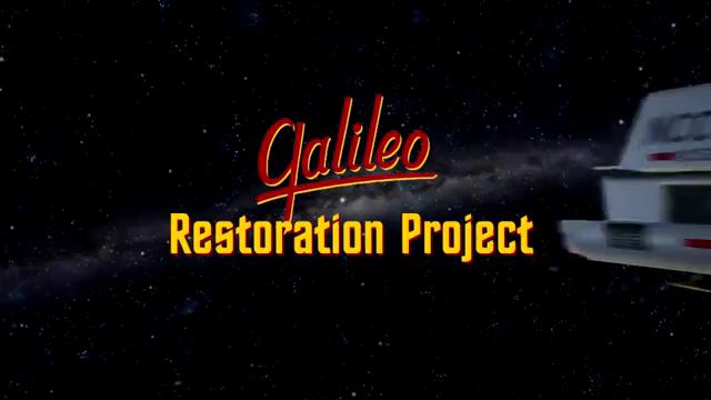Galileo Restoration Project