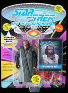 Playmates 1993 Klingon Warrior Worf