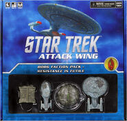 ST Attack Wing Borg Faction Pack