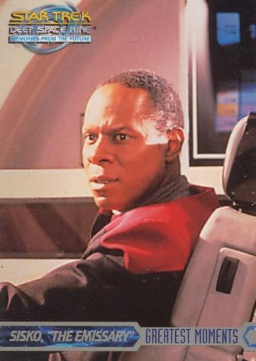 Star Trek: Deep Space Nine - Memories from the Future