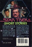 Star Trek II Short Stories back