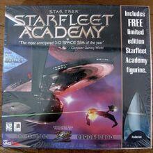 Starfleet Academy limited edition cover with figurine.jpg