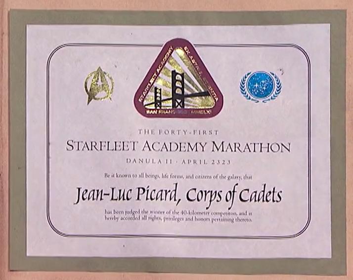Starfleet Academy marathon certificate - Let's Make a Deal.jpg