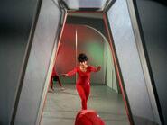 Starfleet female athletic wear, 2266