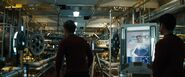 Torpedo bay on USS Enterprise (alternate reality)