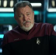 William Riker, 2399