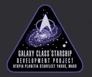 ギャラクシー級プロジェクトロゴ