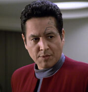 Chakotay biomimetic copy