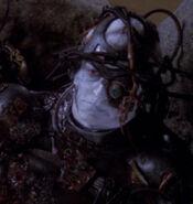 Crippled male Borg