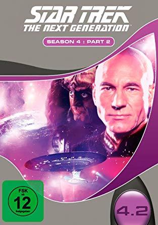 TNG DVD-Box Staffel 4.2