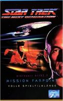 VHS-Cover TNG Mission Farpoint