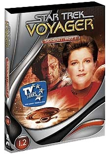 VOY DVD-Box Staffel 1.2