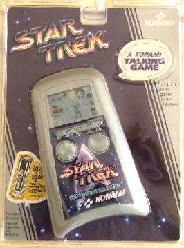 Star Trek: 25th Anniversary LCD Video Game