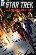 Manifest Destiny issue 2