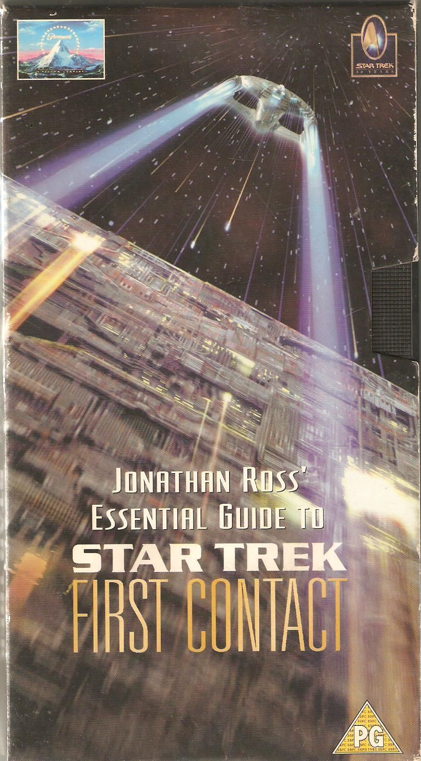 Jonathan Ross' Essential Guide To Star Trek: First Contact