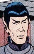 Spock, comic strip US