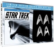 Star Trek Blu-ray gift set