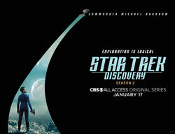 Star Trek Discovery Season 2 Michael Burnham banner.jpg
