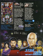 Williams Star Trek TNG pinball ad