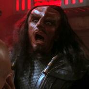 Klingon assassin 2, 2366