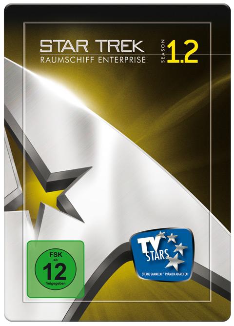 TOS-R DVD-Box Staffel 1.2 (DVD)