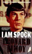 I Am Spock paperback