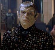 Romulan Commander 2, 2379