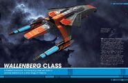Star Trek Shipyards Starfleet Ships 2294 to the Future 2nd ed, pp. 218-219 spread