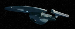 USS Excelsior, 2293