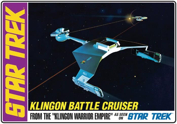 AMT Model kit AMT720 Klingon Battle Cruiser 2011.jpg