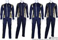 Anovos Star Trek Discovery Uniforms