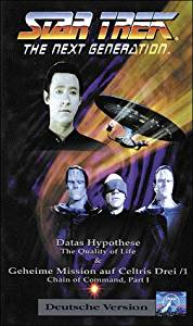 Datas Hypothese – Geheime Mission auf Celtris Drei 1