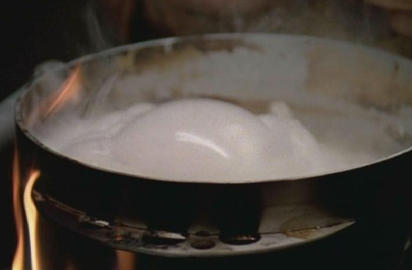 Laurelian pudding