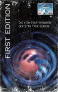 Star Trek First Edition VHS