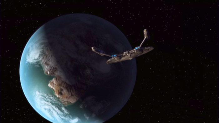 Tarquin's planet