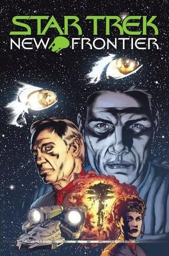 Star Trek: New Frontier - Turnaround (omnibus)