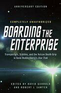 Boarding the Enterprise 2016 cover