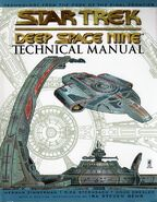Deep Space Nine Technical Manual cover