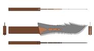 Klingoński sztylet-001-0012
