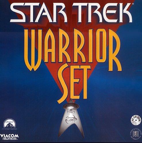 Star Trek Emissary Gift Set German cover.jpg
