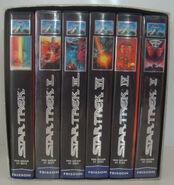 Star Trek Les Films Lintegrale French VHS contents