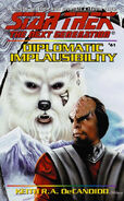 Diplomatic Implausibility cover