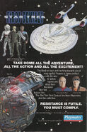 Playmates First Contact toy promo