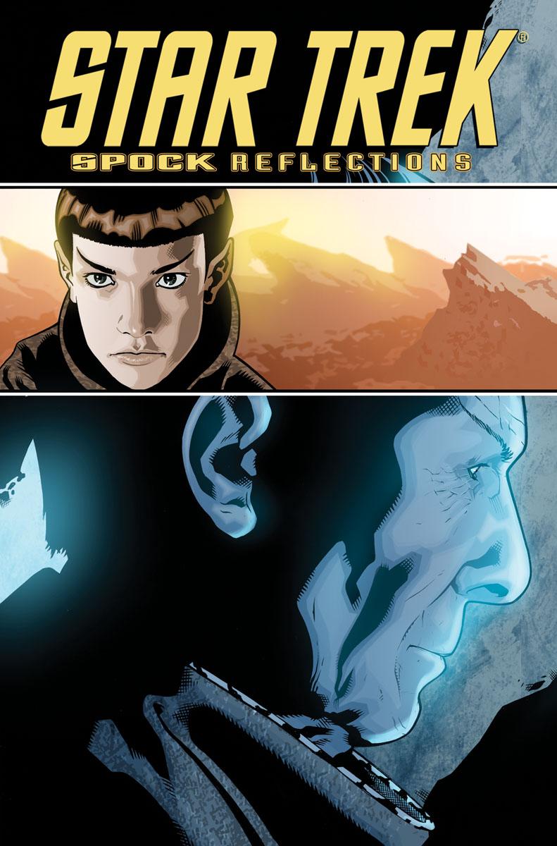 Star Trek: Spock: Reflections (omnibus)