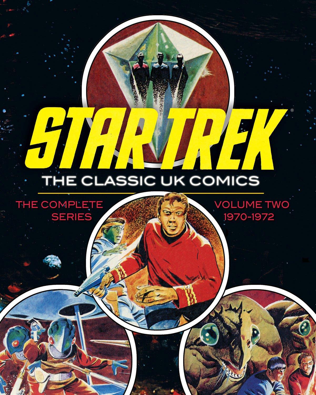 Star Trek: The Classic UK Comics, Volume 2
