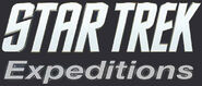 Star Trek Expeditions logo